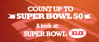 Count Up to Super Bowl 50: A Look Back at Super Bowl XLIX Image