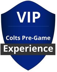 VIP Colts Pre-Game Experience