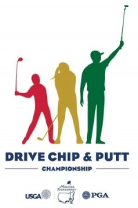 Drive Chip & Putt Logo