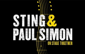Sting & Paul Simon logo
