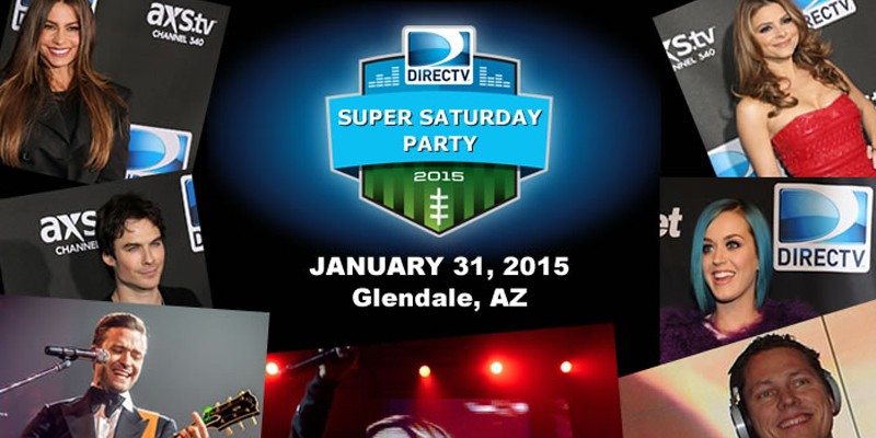 DirectTV Super Bowl Party