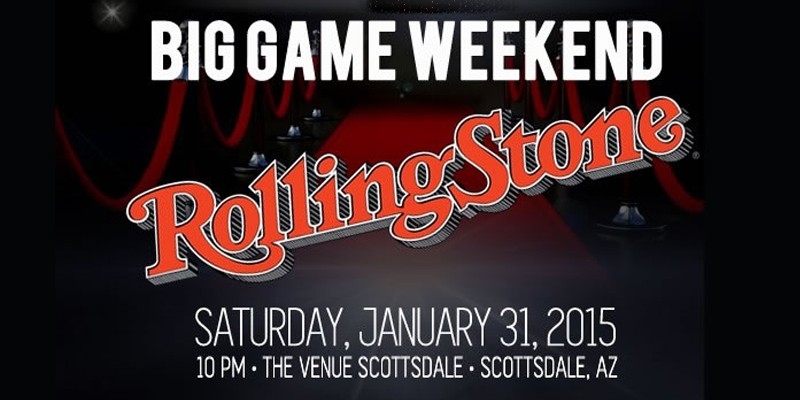 Rolling Stone Super Bowl Party
