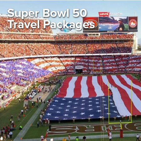Super Bowl Travel Packages