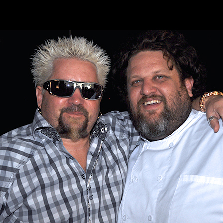 Guy Fieri & Aaron May