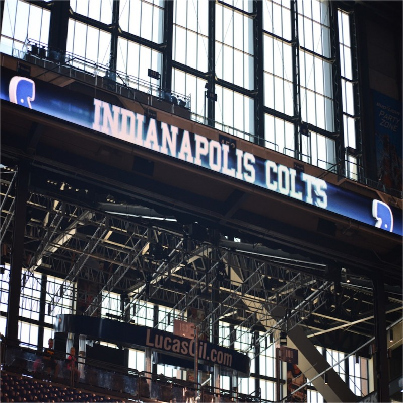 Indianapolis Colts: A look back on 2014 season