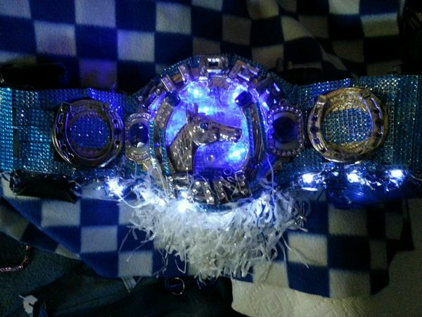 Colts Super Fan Belt