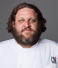 Aaron May - Celebrity Chef for 2015, 2016 2017 & will be again for 2018 Super Bowl Players Tailgate