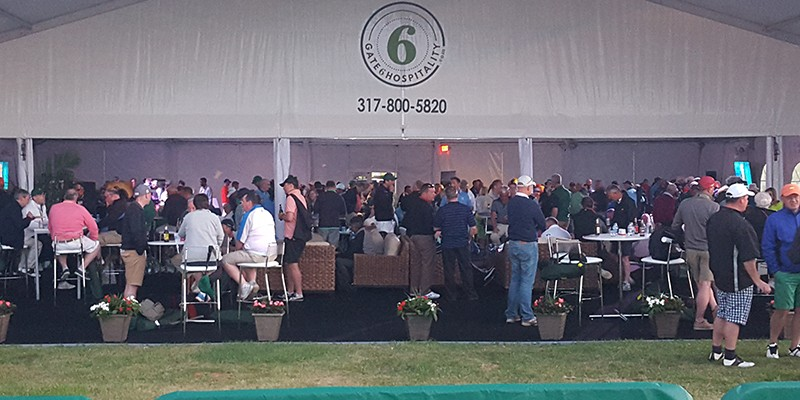 Gate 6 Hospitality at The Masters