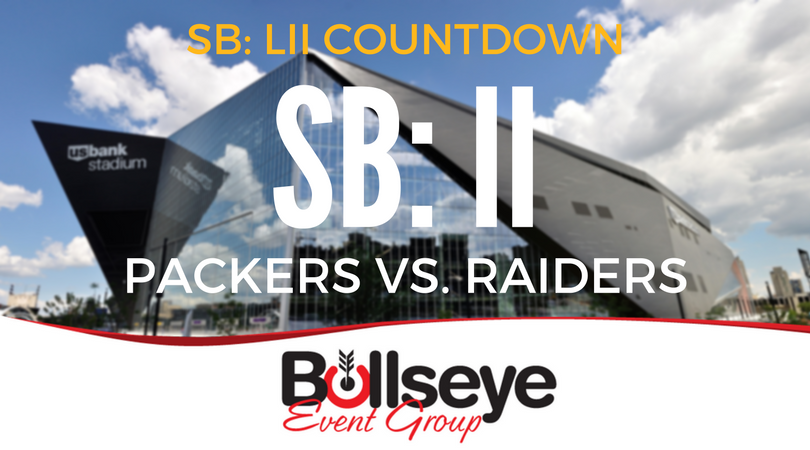 Super Bowl LII Countdown