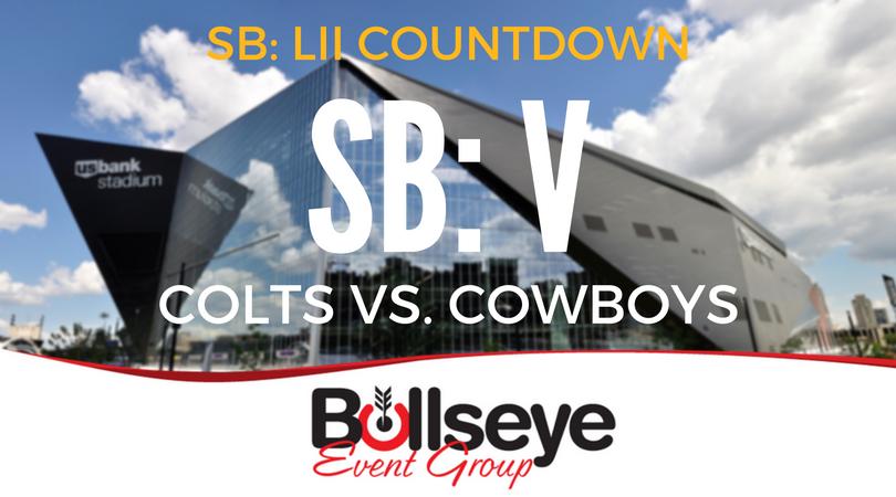 Super Bowl LII Minneapolis Countdown