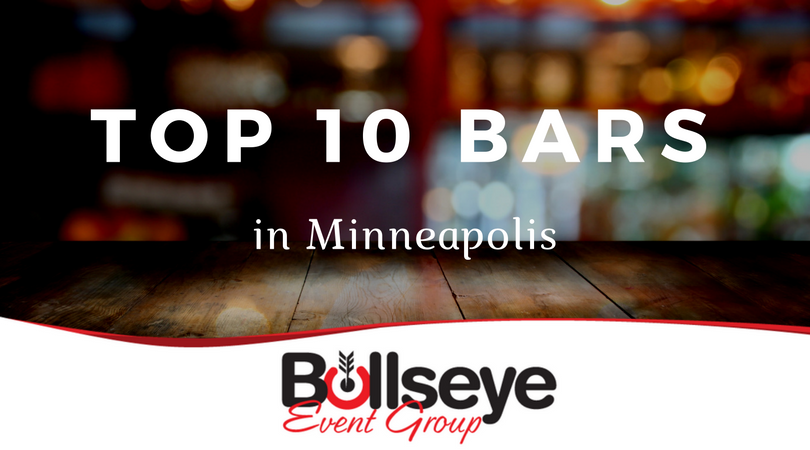 2018 Minneapolis Super Bowl Top 10 Bars