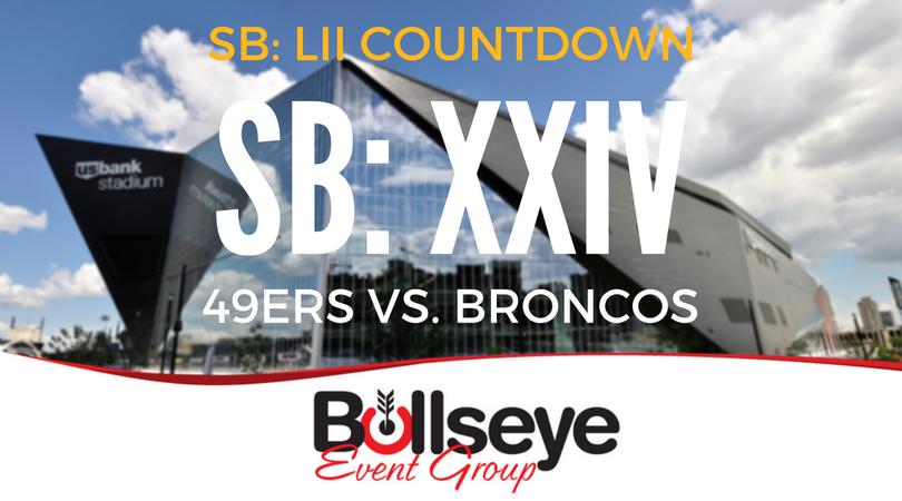 2018 Super Bowl Countdown