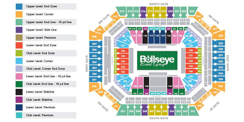Super Bowl 2020 Events.2020 Super Bowl Tickets In Miami Super Bowl 54 Tickets