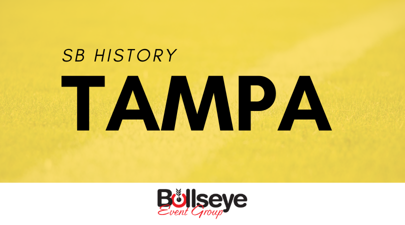 2021 Super Bowl: History of Tampa